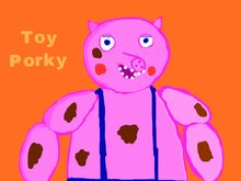 Toy porky updated