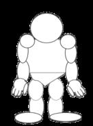 Fnaf anomatronic base