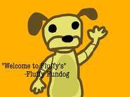 Fluffy Fundog