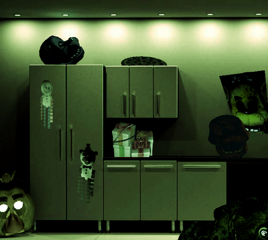 File:Safe Room - Springtrap.png
