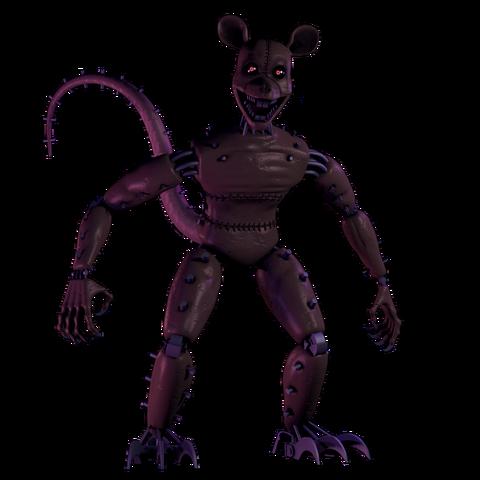 File:Monster-Rat transparent.png