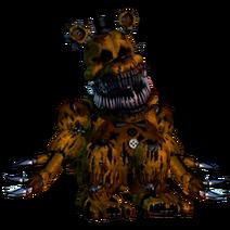 Nightmare golden freddy (2)