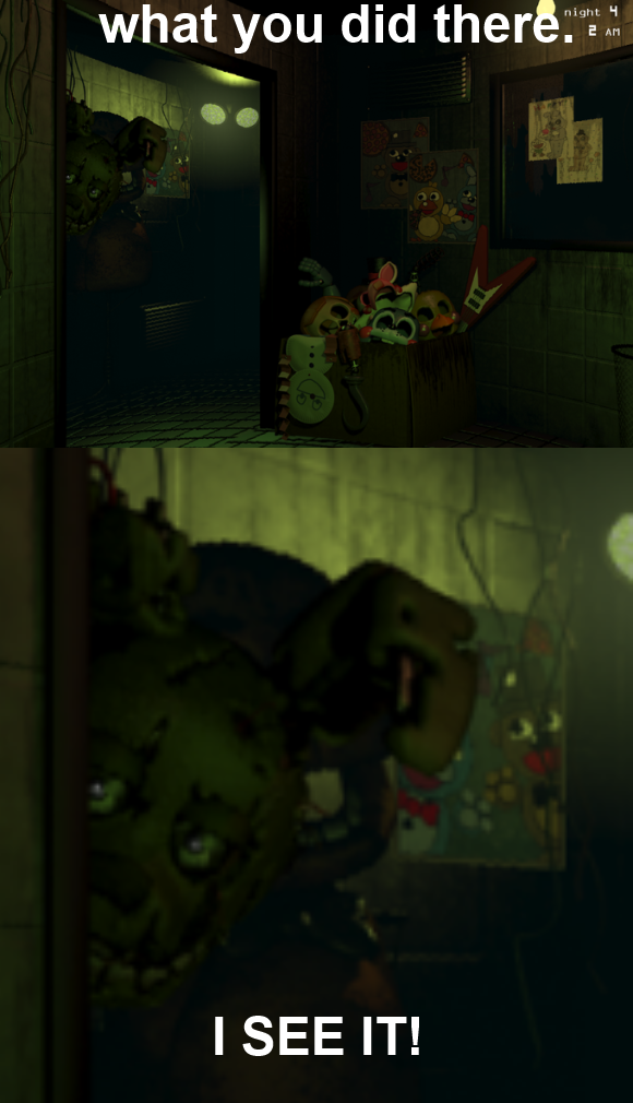 Spring trap saw what you did by kinginbros2011-d8karib