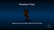 Phantom foxy load