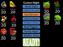 Custom Night 3-1