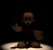 Suicide Mouse message