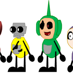 If Five Nights at Tubbyland was an object show like BFDI.