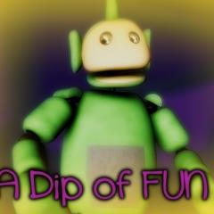 The poster of Dipsy in Dipsy's Arcade.