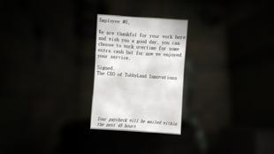 Fnatl 3 paycheck