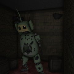 An unused file of Prototype Dipsy in the Wreckage Closet.