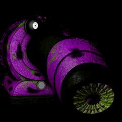 Prototype Cleaver, by XxXWitheredToyBonniexXx.