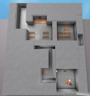 FNaTL roblox restaurant layout