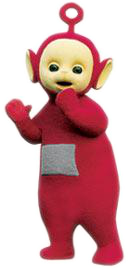 Po from the show