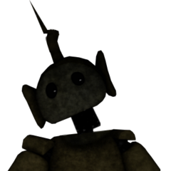 Withered Laa-Laa V2 , by Tuparman.