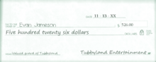 Paycheck 1b