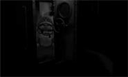 Wario at the door