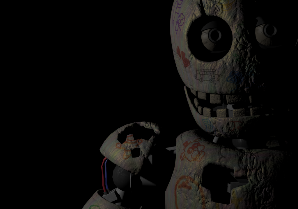 Blank Galer 237 A Wikia Five Nights At Candy S Fandom