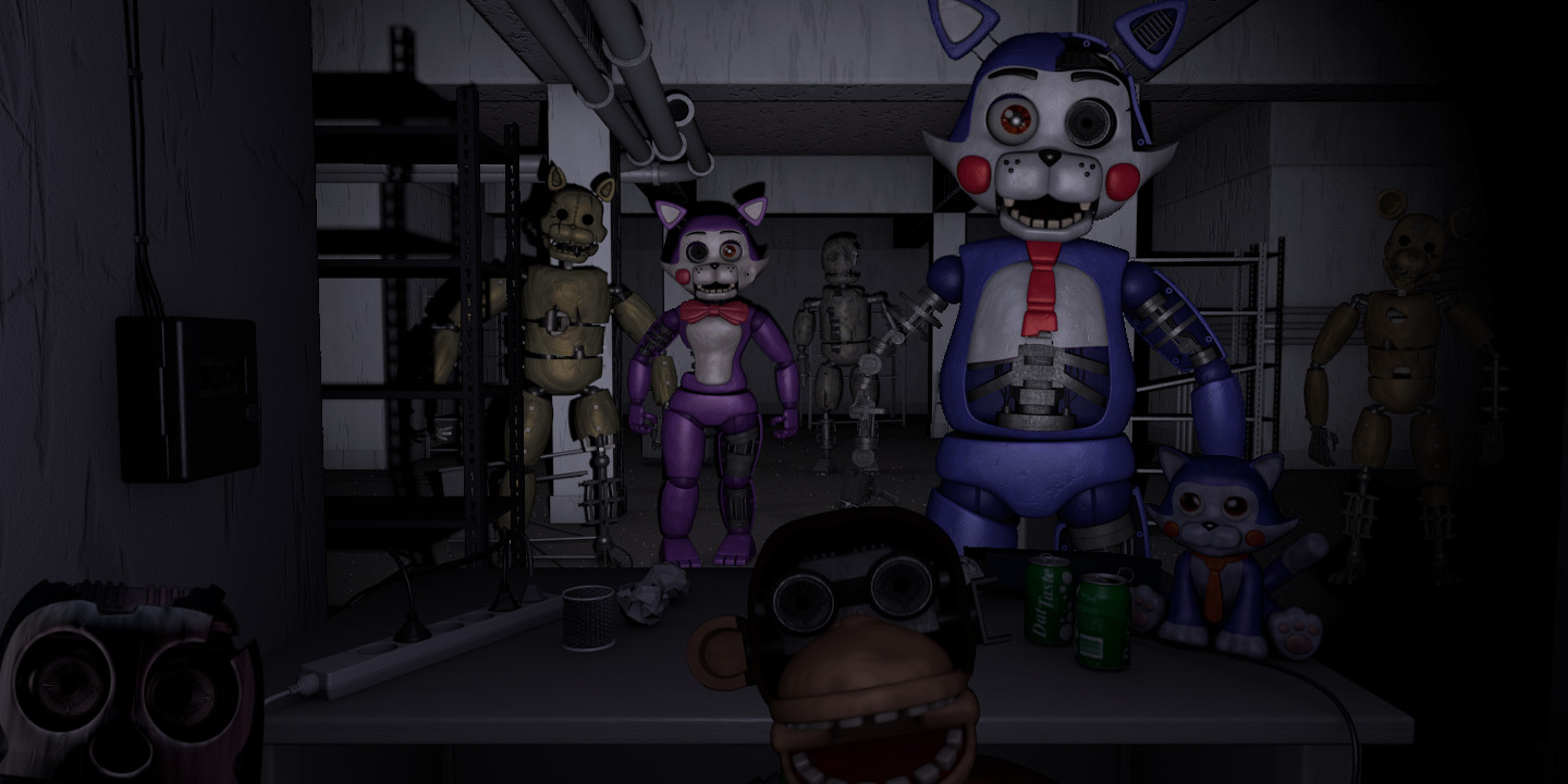 Image - Wiki-background | Five Nights at Candy's Wikia ...