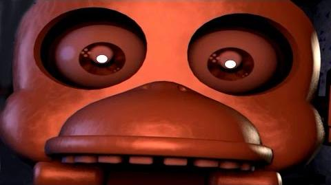 Chester The Chimpanzee Jumpscare - Five Nights At Candy's (Official)