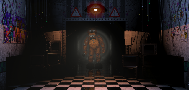 File:Freddy Down The Hall.png