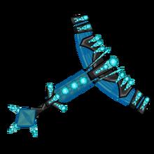 IronWood Aquamarine Hilt