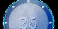 25 Casino Token