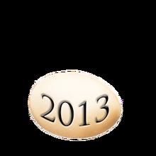 New years egg