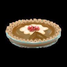 Admins yummy chocolate pie