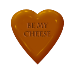 Be My Cheese