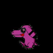 Suicide dog pet