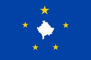 Flag proposal Kosovo 2008