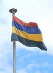 Flag+at+Mauritius-3383