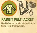 Rabbit Pelt Jacket