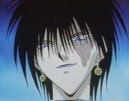 Kurei's scar