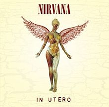 220px-In Utero (Nirvana) album cover