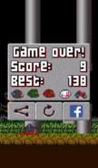 ZombieBirdApedroid-GameOver
