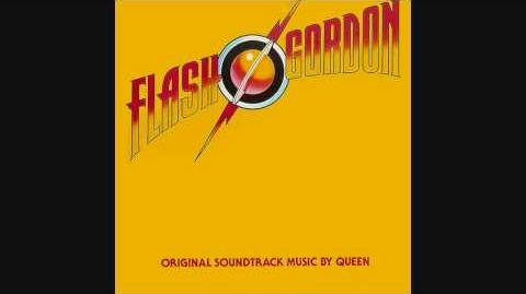 Flash Gordon OST - Vultan´s Theme (Attack of The Hawk Men)