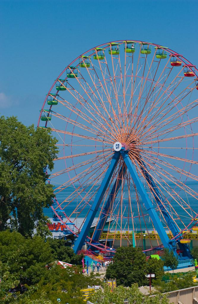 Giant Wheel Cedar Point Flat Ride Wiki Fandom