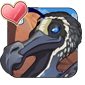 Brush Dodo Icon