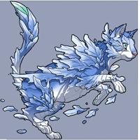 Snowsquall Floracat