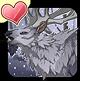 Snowfall Elk