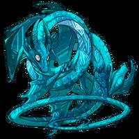 Blue Mineral Skin