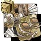 Gold Steampunk Attire
