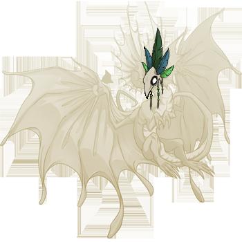 File:Green Birdskull Headdress Fae F.png