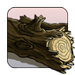 Cedar Logs Old