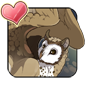 Banded Owlcat Icon