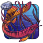 Flametail Loach