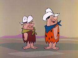 Droop Along Flintstone