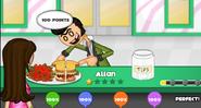 Allan perfect sandwhich