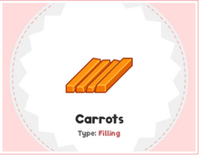 Carrot Sushi